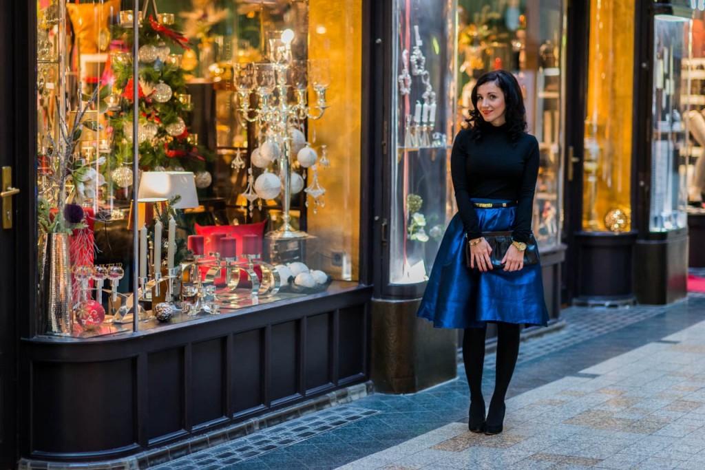 Christmas calling : Weihnachten wird blau und schwarz