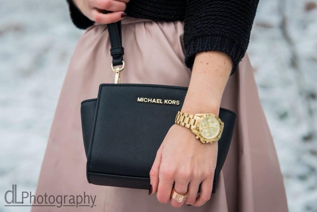 Hello to the moment : hello to Michael Kors Selma Mini