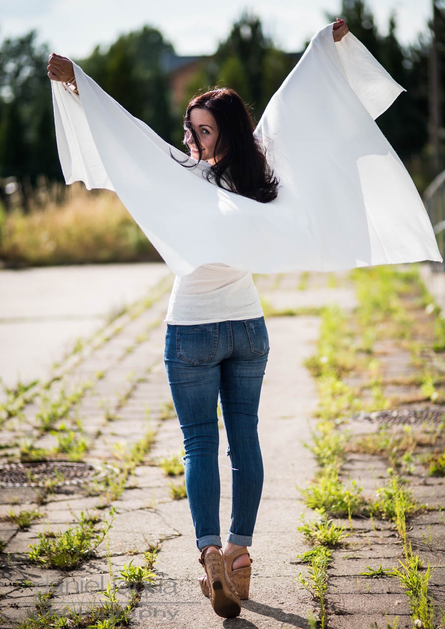 Dresscode of the day : my new summer poncho love - Julies Dresscode