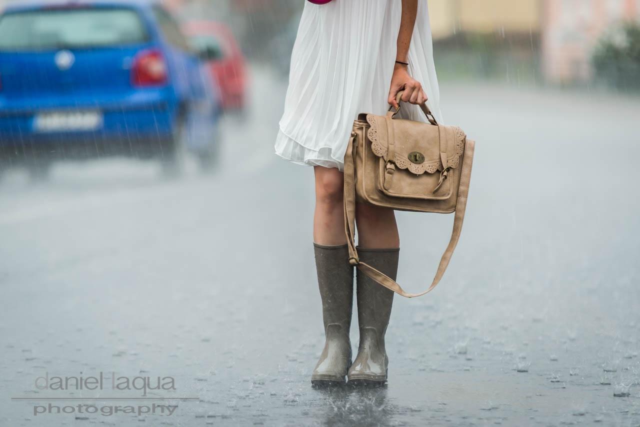 Rainy summer days : pack die Gummistiefel aus - Julies Dresscode