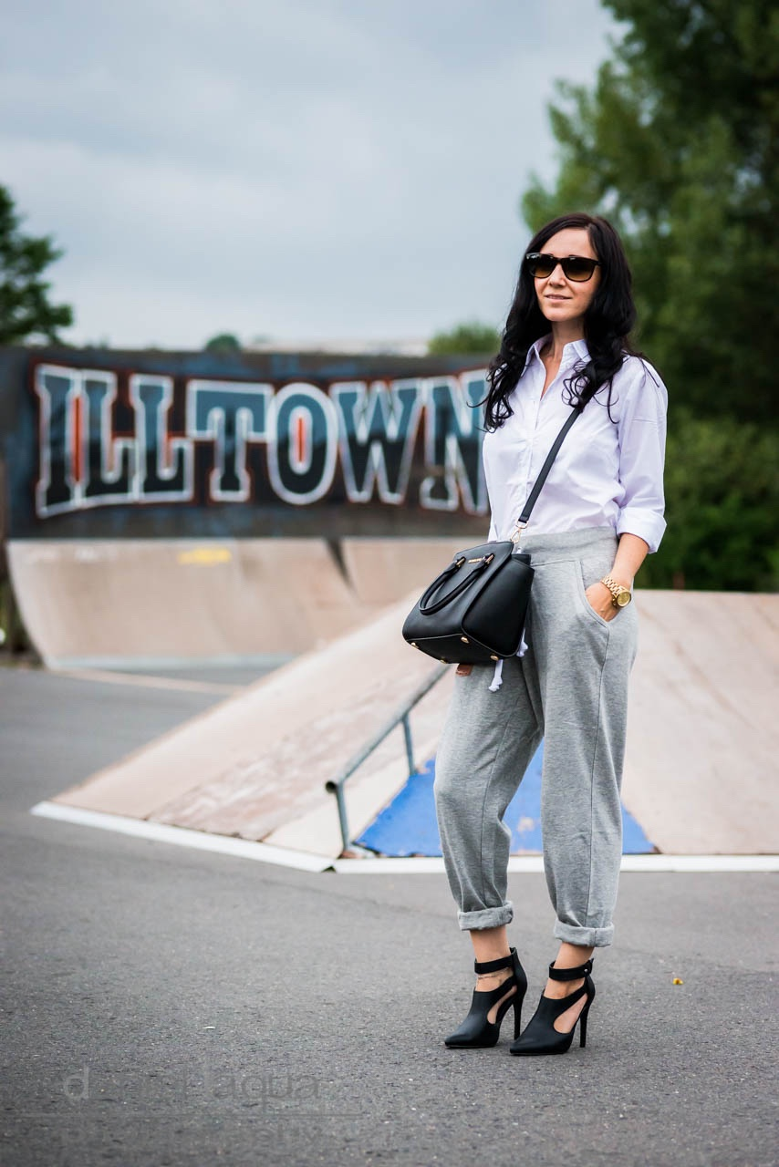 Mehr Mut zur Jogginghose : we are not out of control - Julies Dresscode