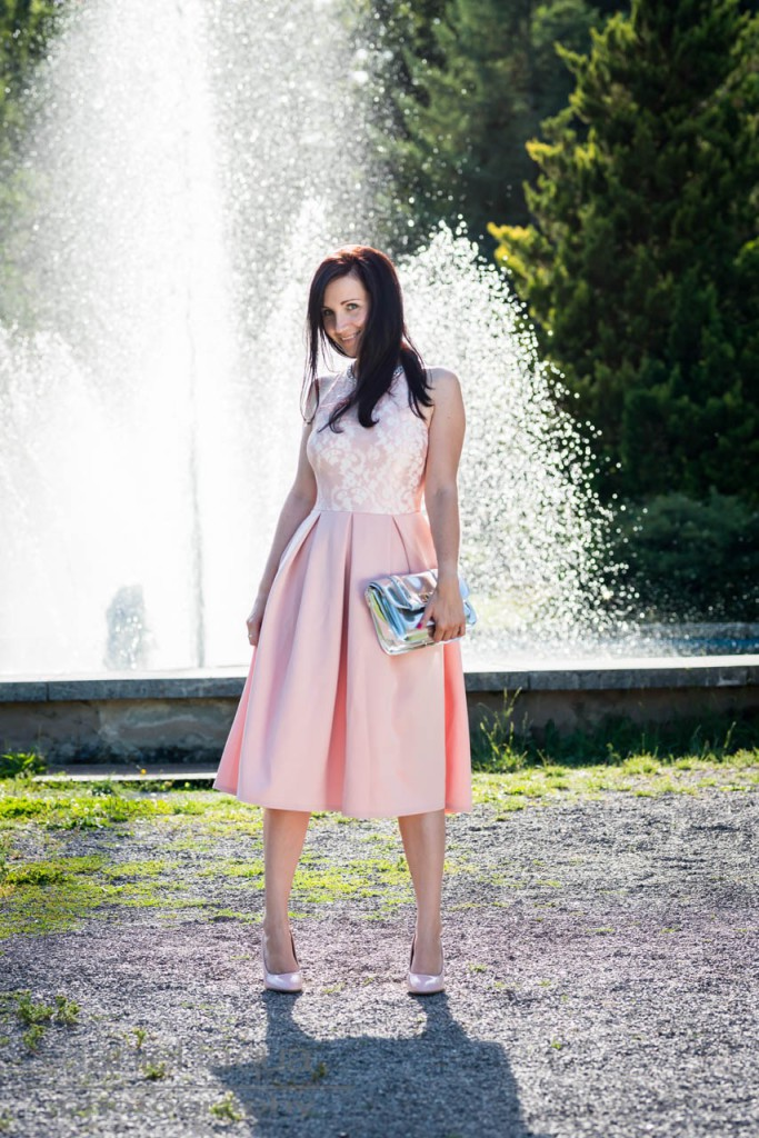 Ein sicherer Hafen : maid of honor in Asos petite