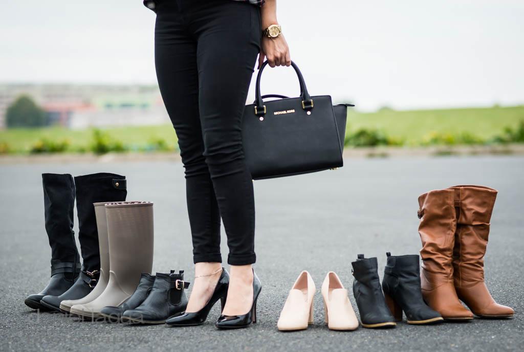 Be strong girl : Schuhe machen mich schwach