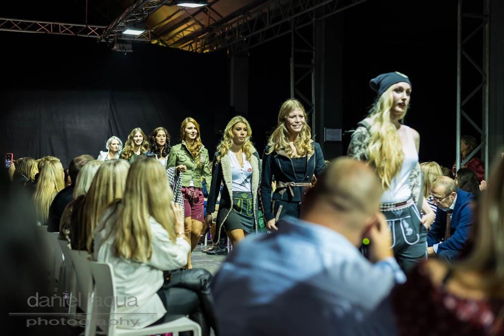Secret Fashion Show : ein Abend in München
