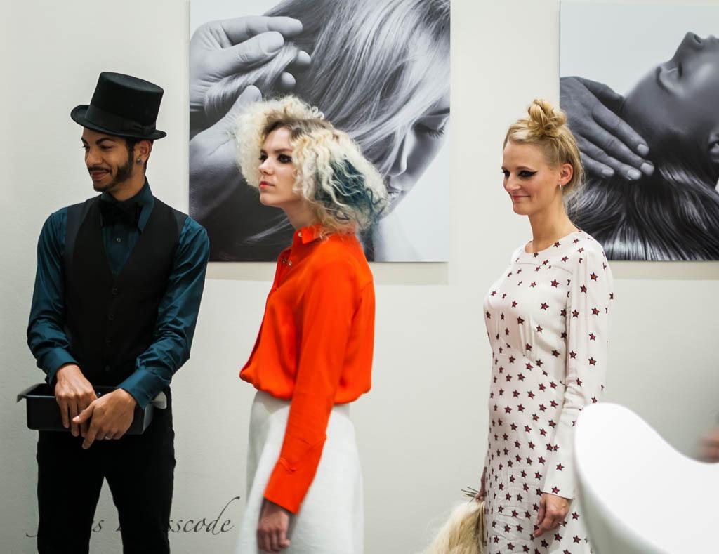 Dresscode on tour : Flaconi NEO Salon opening