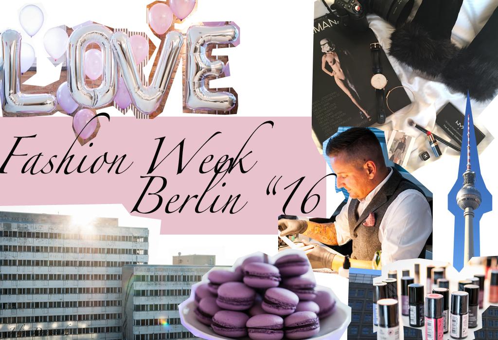 Highlights : Fashion Week Berlin