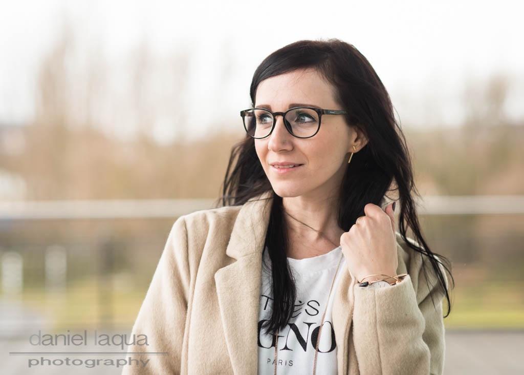 New glasses : eine Brille als Accessoires - Julies Dresscode