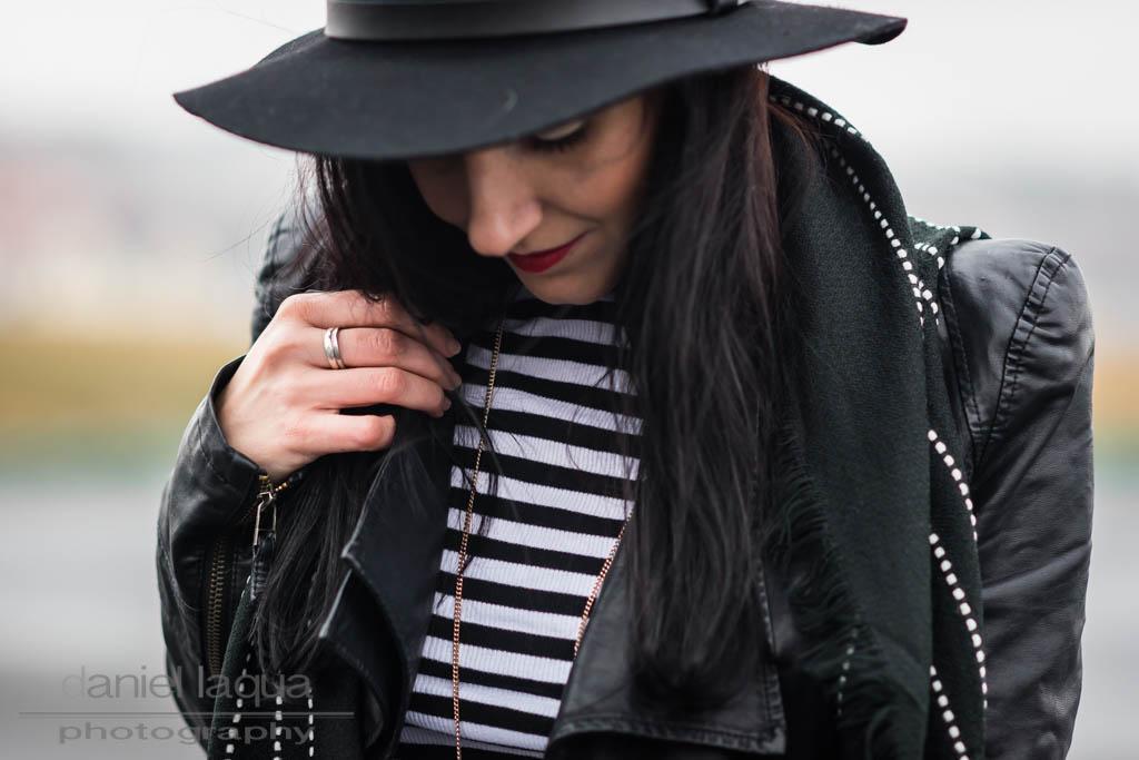 Meine sichere Bank : Die Kombination aus Schwarz und Weiß - Julies Dresscode