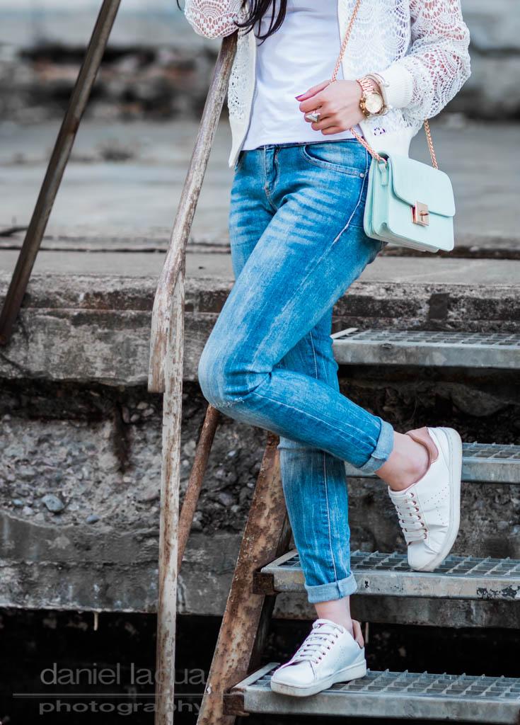 Der Bomberjacken Trend : und warum ich lieber den Blouson aus Spitze trage