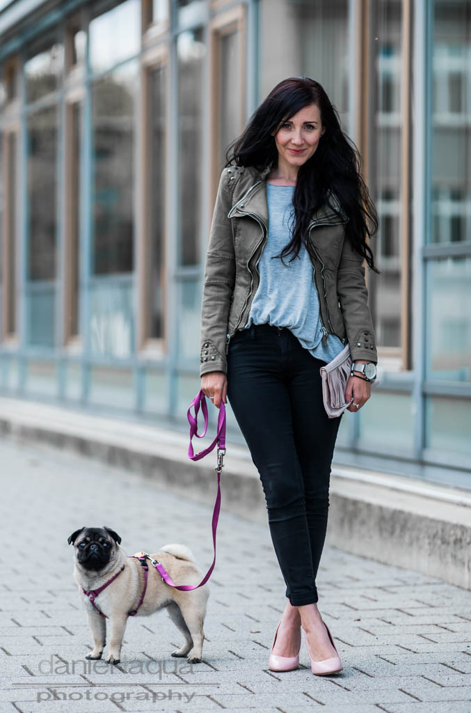 Die Vielfalt der Mode : und endlich die olivgrüne Jacke