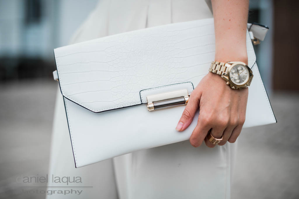 All white everything : woke up like this?