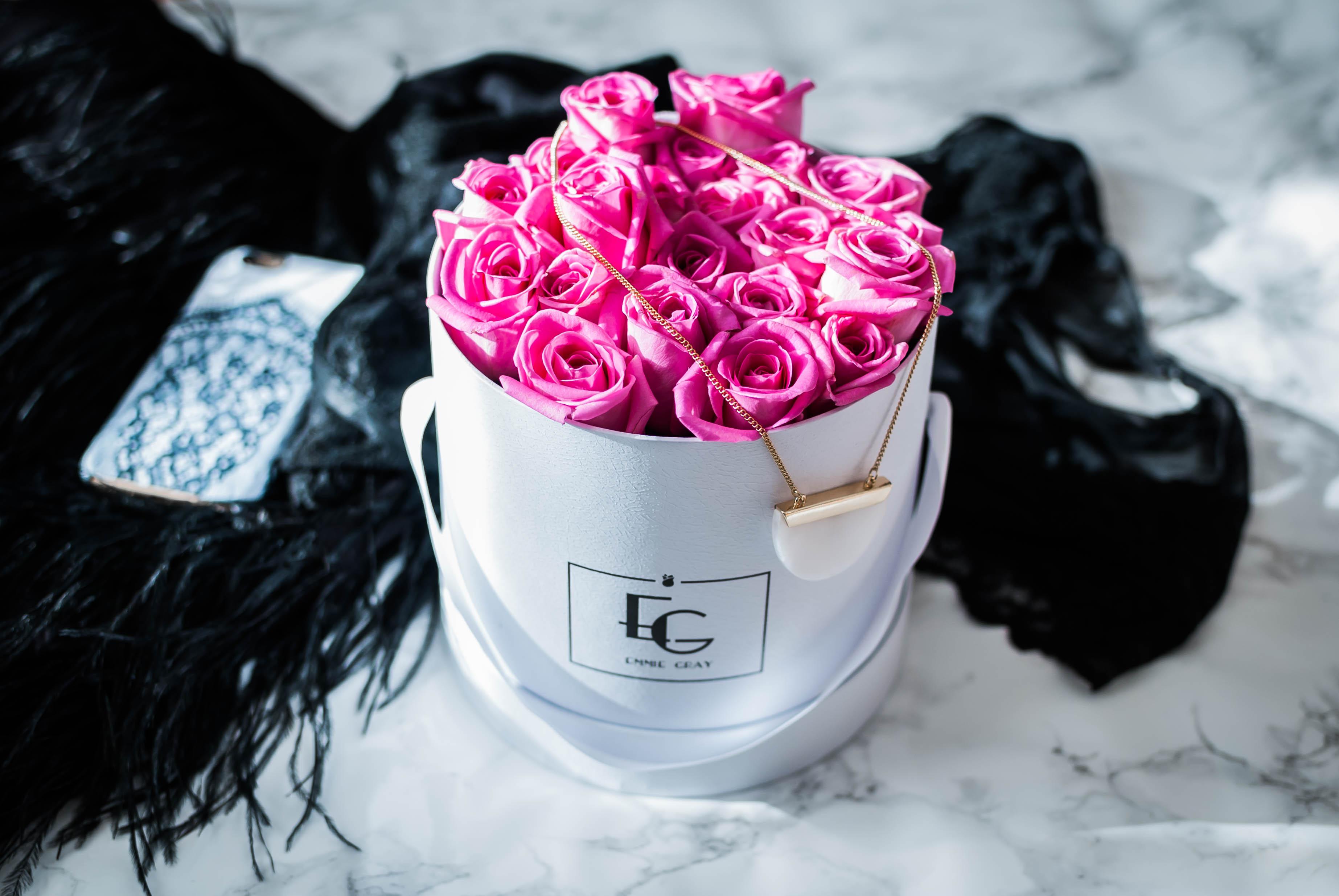 Der Monat im Quadrat : Blumen, Emma und Kaffee