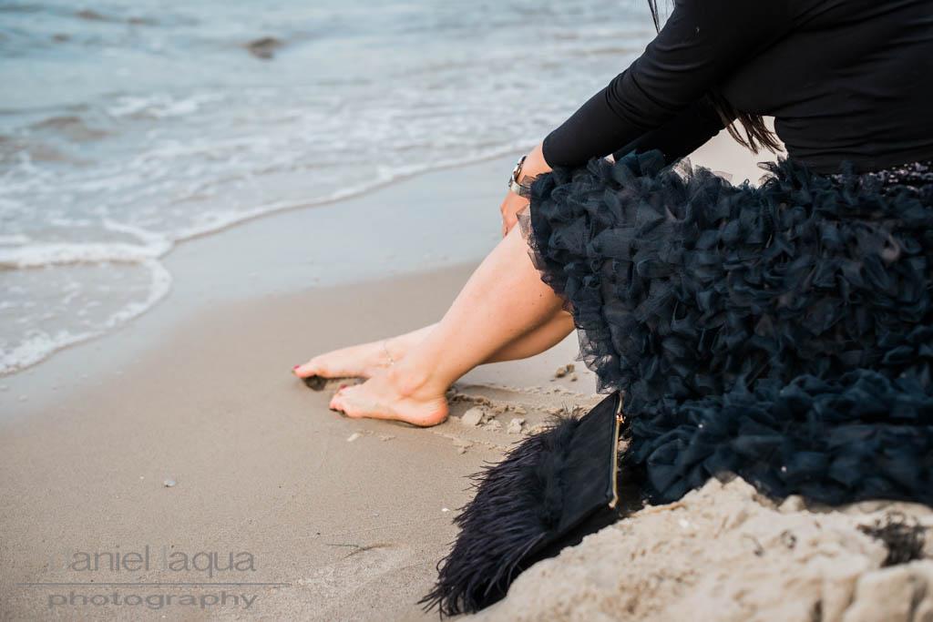 Sand zwischen den Zehen : Alles scheint möglich