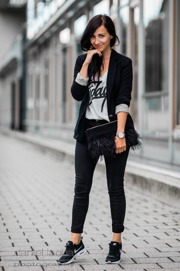 Casual Streetstyle : new sneaker love