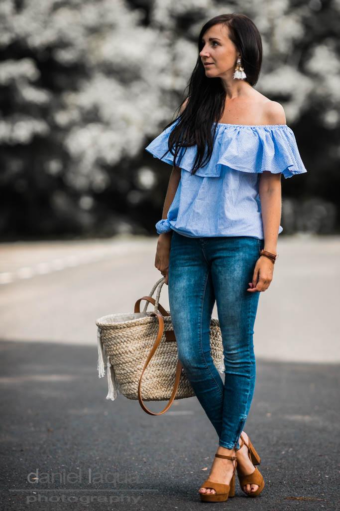 Transformation : trag dein Kleid als Oberteil