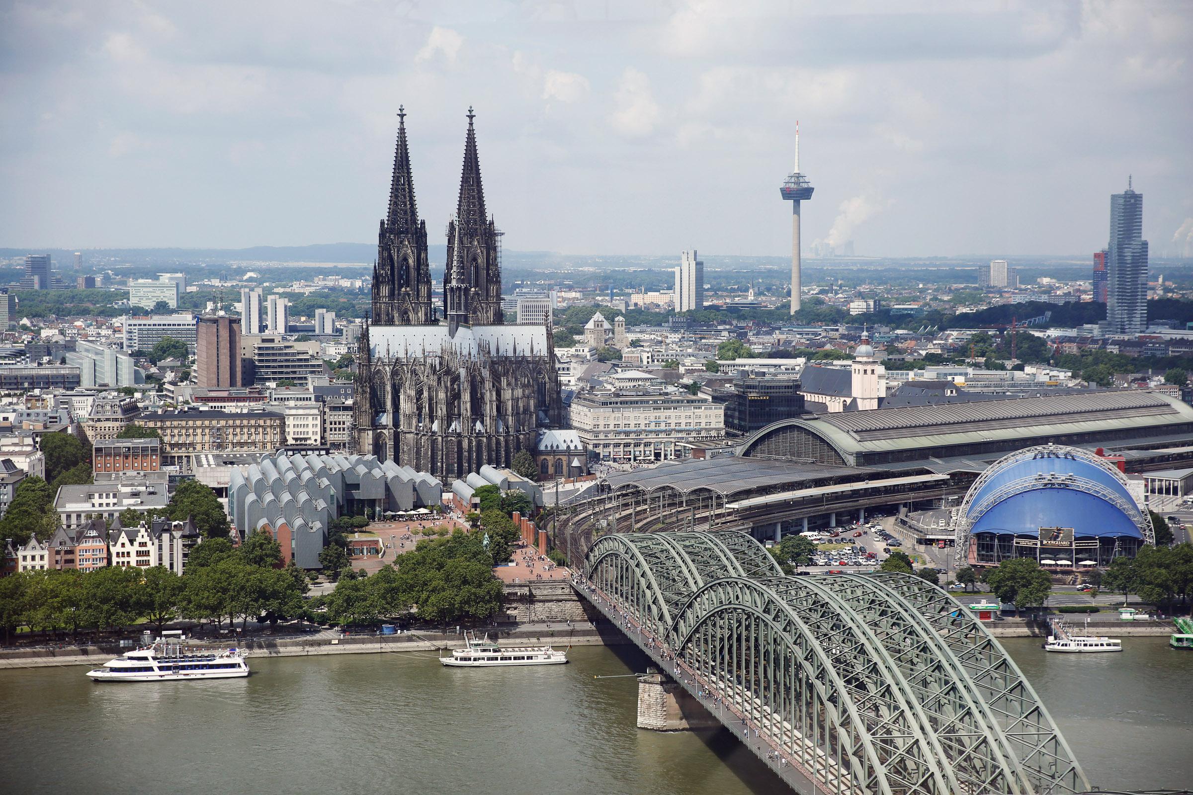 Beauty-Himmel im KölnSky : beautypress Bloggerevent
