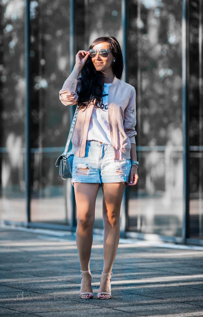 Monday motivation : Sommer geht, Jeans Shorts bleiben