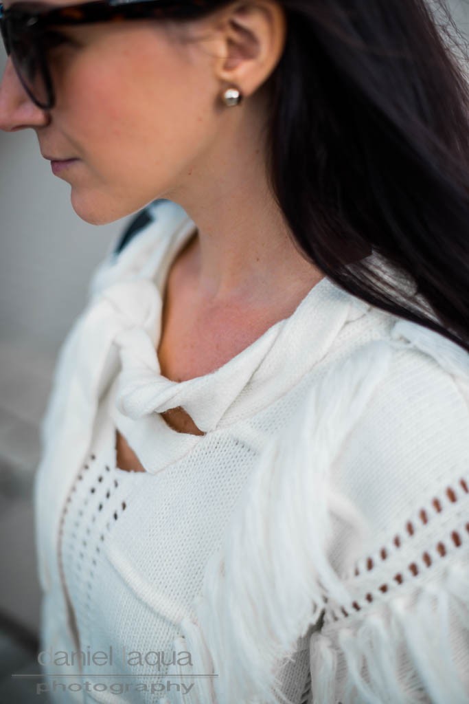 Sweater Weather <br> <em> Pullover & Fransen </em>