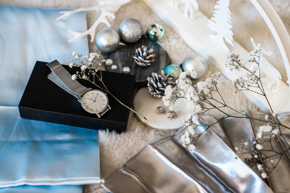 Time to shine : the ideal Christmas gift
