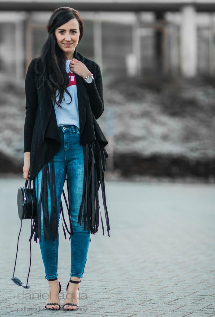 Dresscode OTD <br> <em> Fransen & High Heels </em>