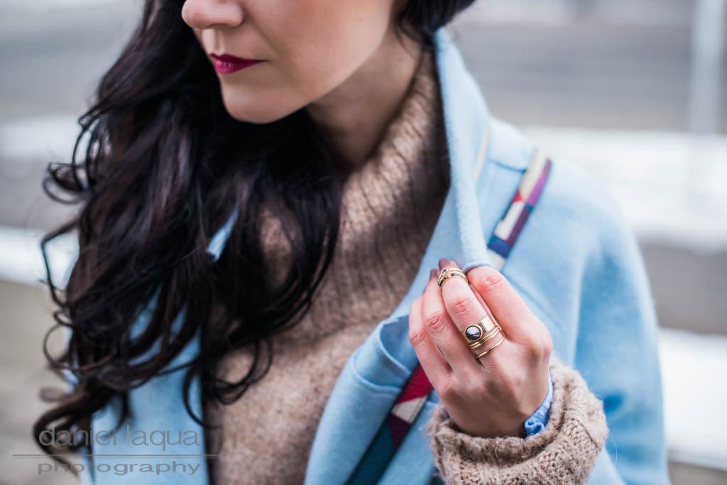 Die kleinen Dinge im Leben : und die neue Tasche von Aigner Julies Dresscode