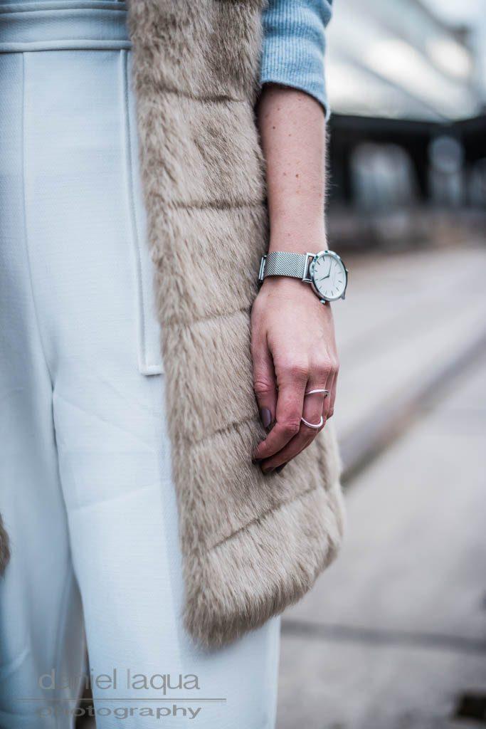 Weißer Jumpsuit Closet London Julies Dresscode