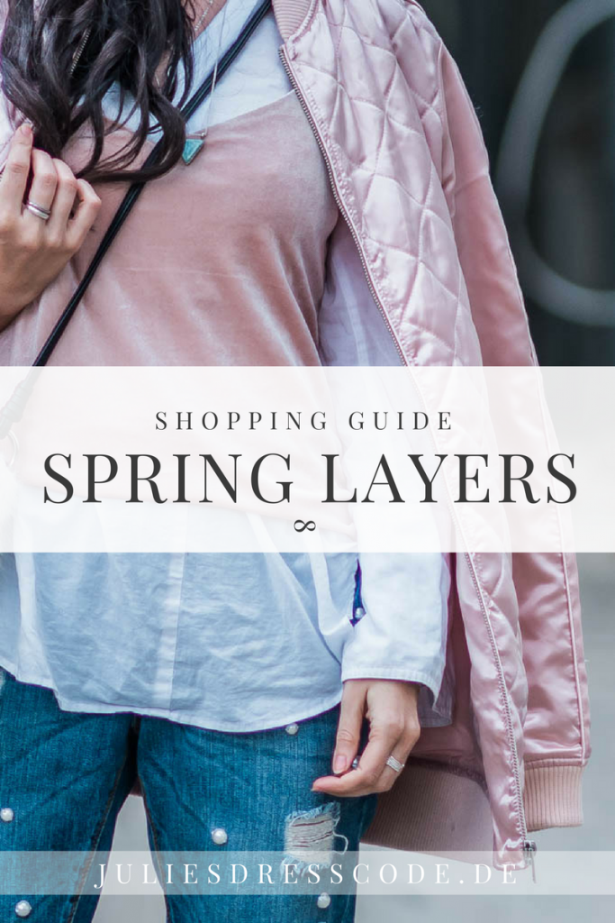frühlingshafte Layering Looks Spring Layers Julies Dresscode Fashion Blog