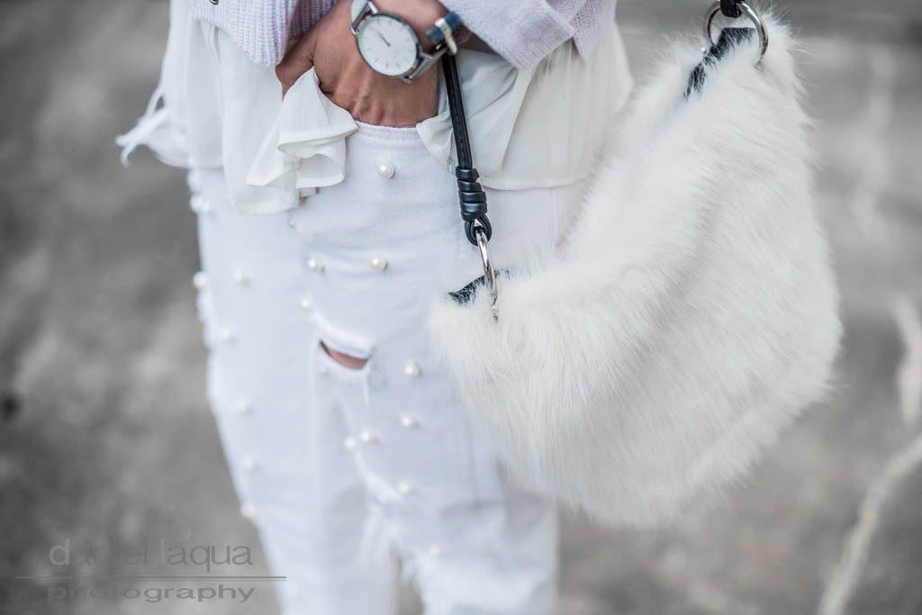 Repeat Cashmere Pulli & Perlenjeans Julies Dresscode Fashion Blog