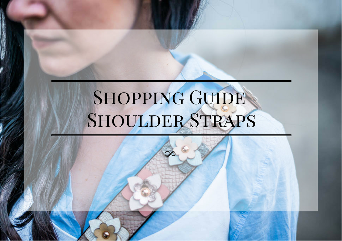 Shopping Guide Shoulder Straps Julies Dresscode Fashion Blog