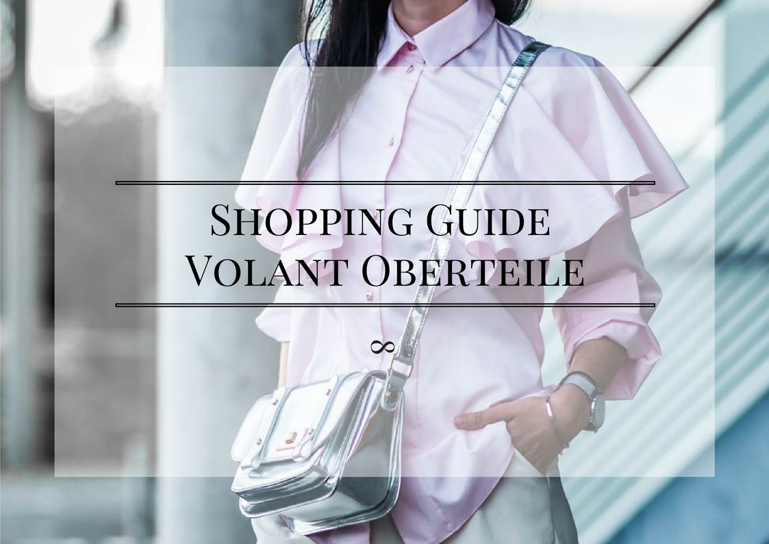 Shopping Guide Volants Oberteile Julies Dresscode