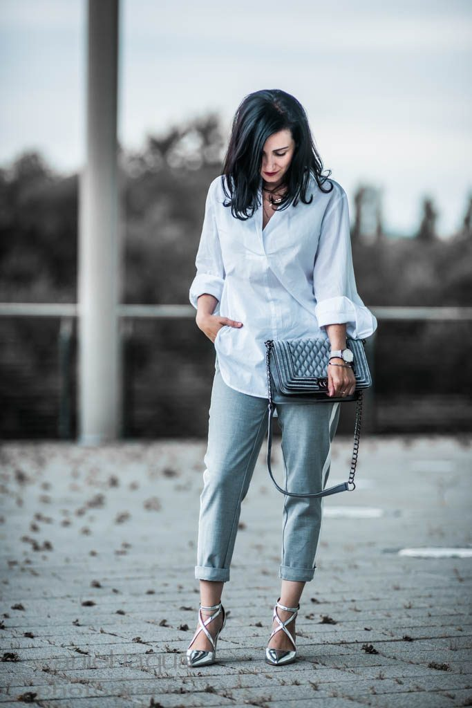 Easy & comfy Athleisure Style mit Oversize Bluse Julies Dresscode