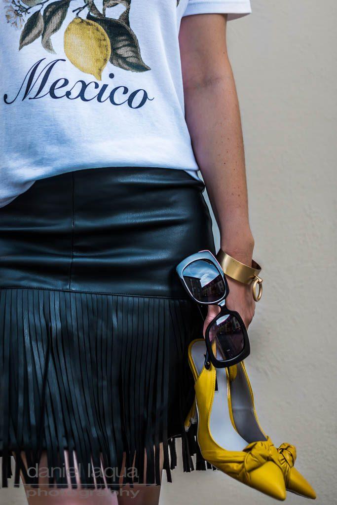 Sommertrend Zitronen Print Julies Dresscode Fashion Blog