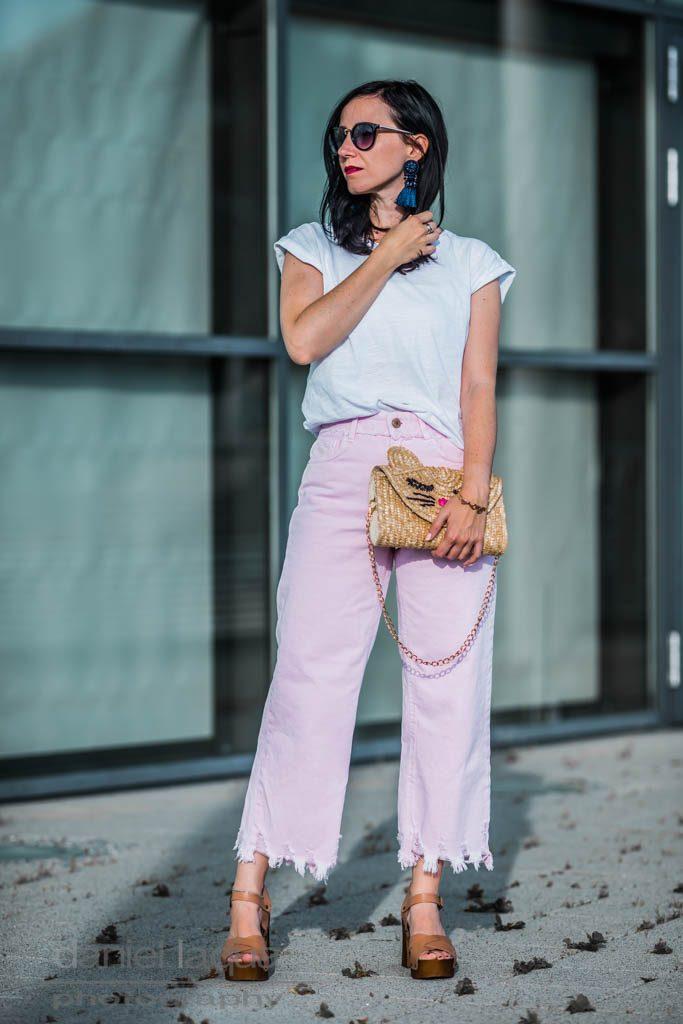 Cropped Jeans & große Erwartungen Julies Dresscode
