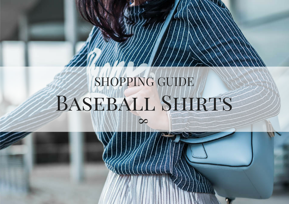 Shopping Guide <br> Baseball Shirts