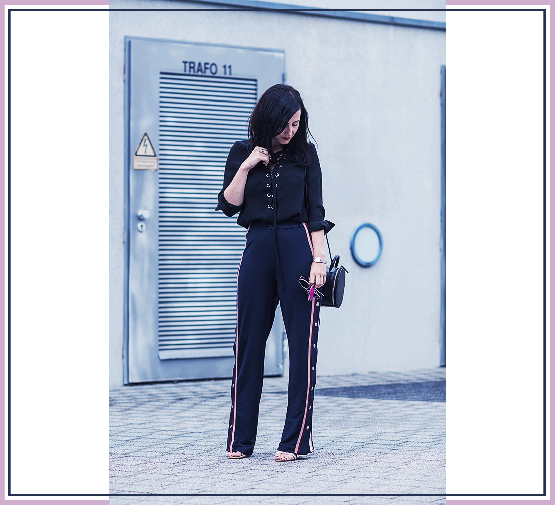 Er&Sie Trend Piece Trackpants Julies Dresscode Fashion Blog