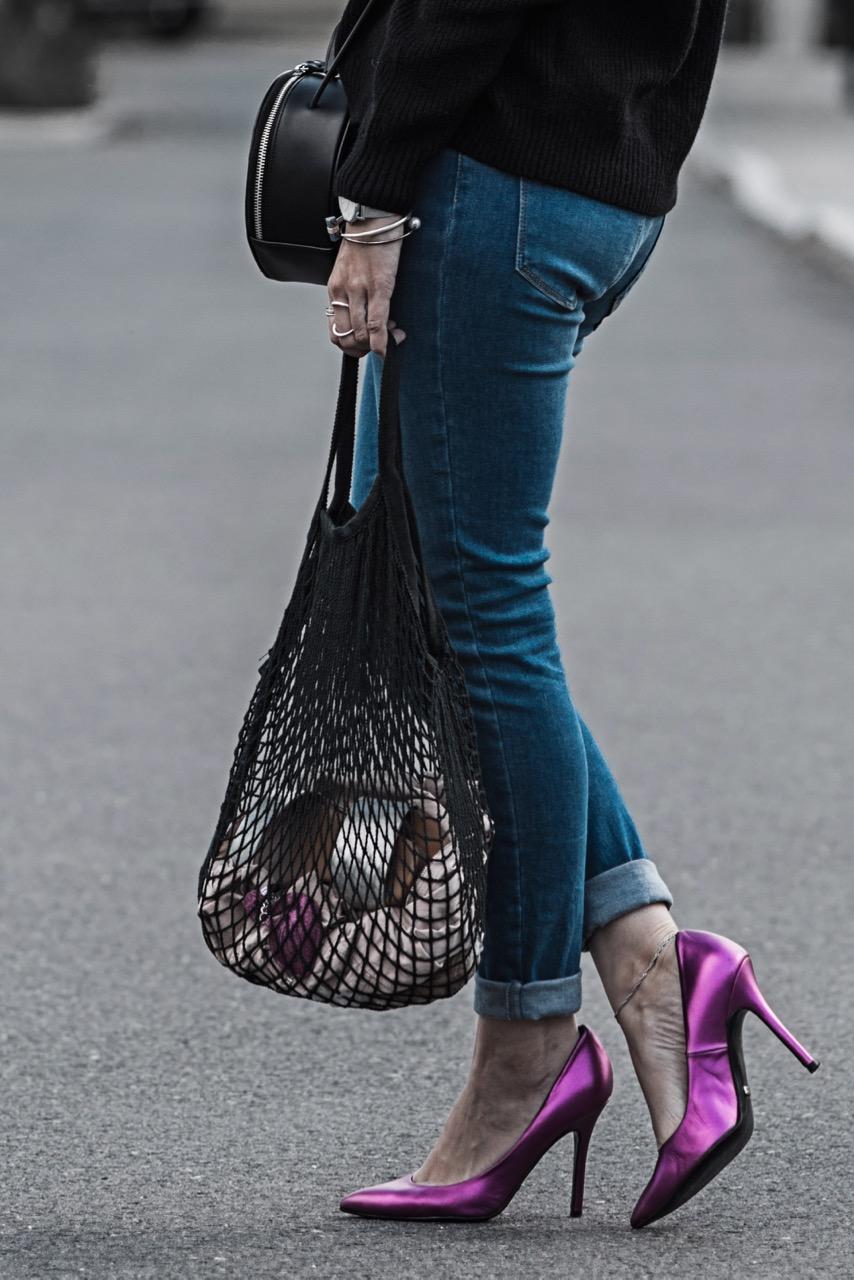 Trend Alert : Warum das Einkaufsnetz ein Must-Have ist Julies Dresscode Fashion Blog