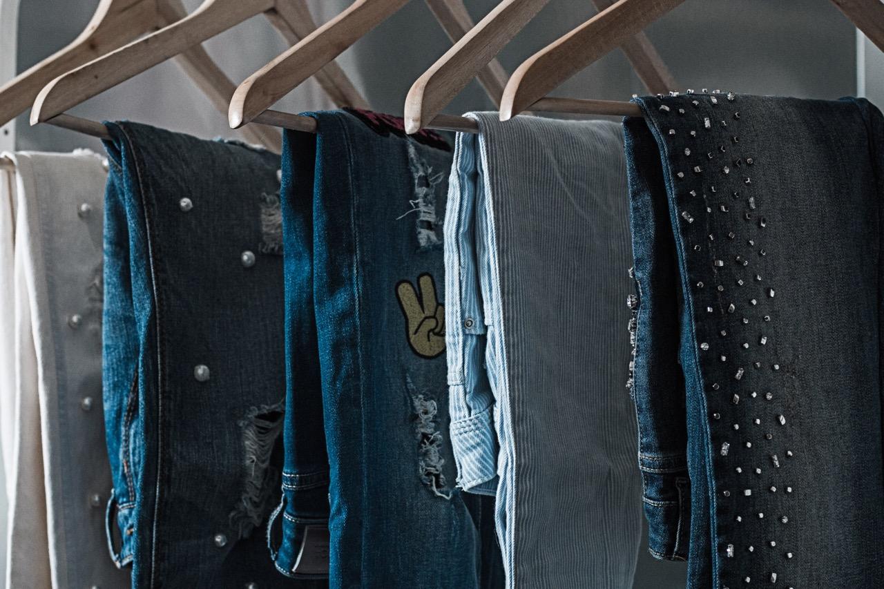 Die schönsten Jeans der Saison <br>  Statement Jeans Guide