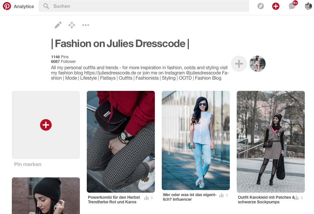 Monthly Review Oktober auf Julies Dresscode Fashion Blog