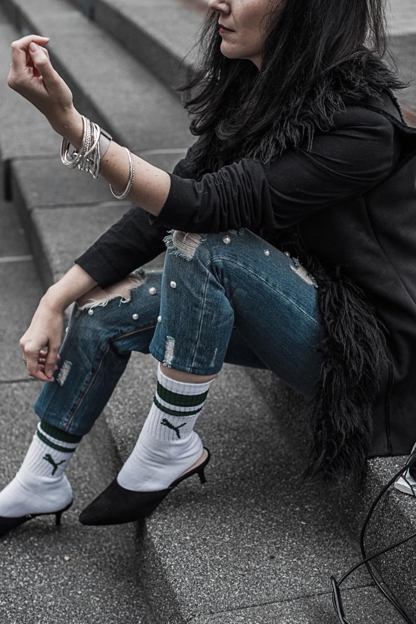 Fragwürdige Trendsocken & wie Trends entstehen Julies Dresscode Fashion Blog