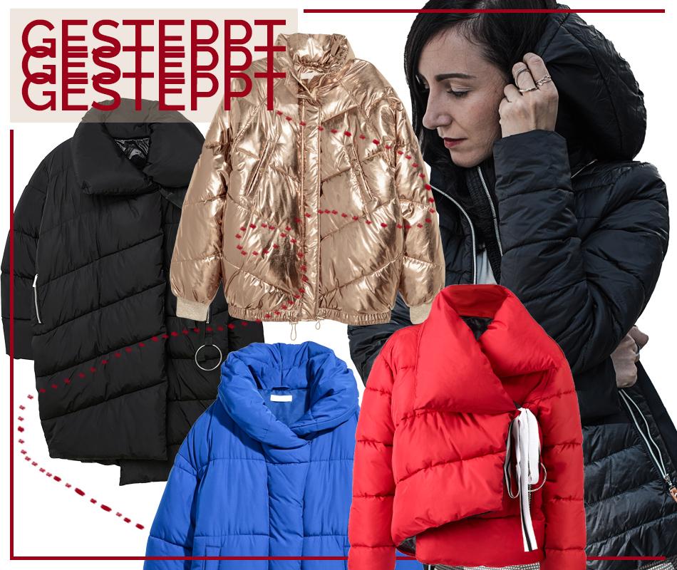 Der große Jacken Style Guide Jacken Trends HerbstWinter
