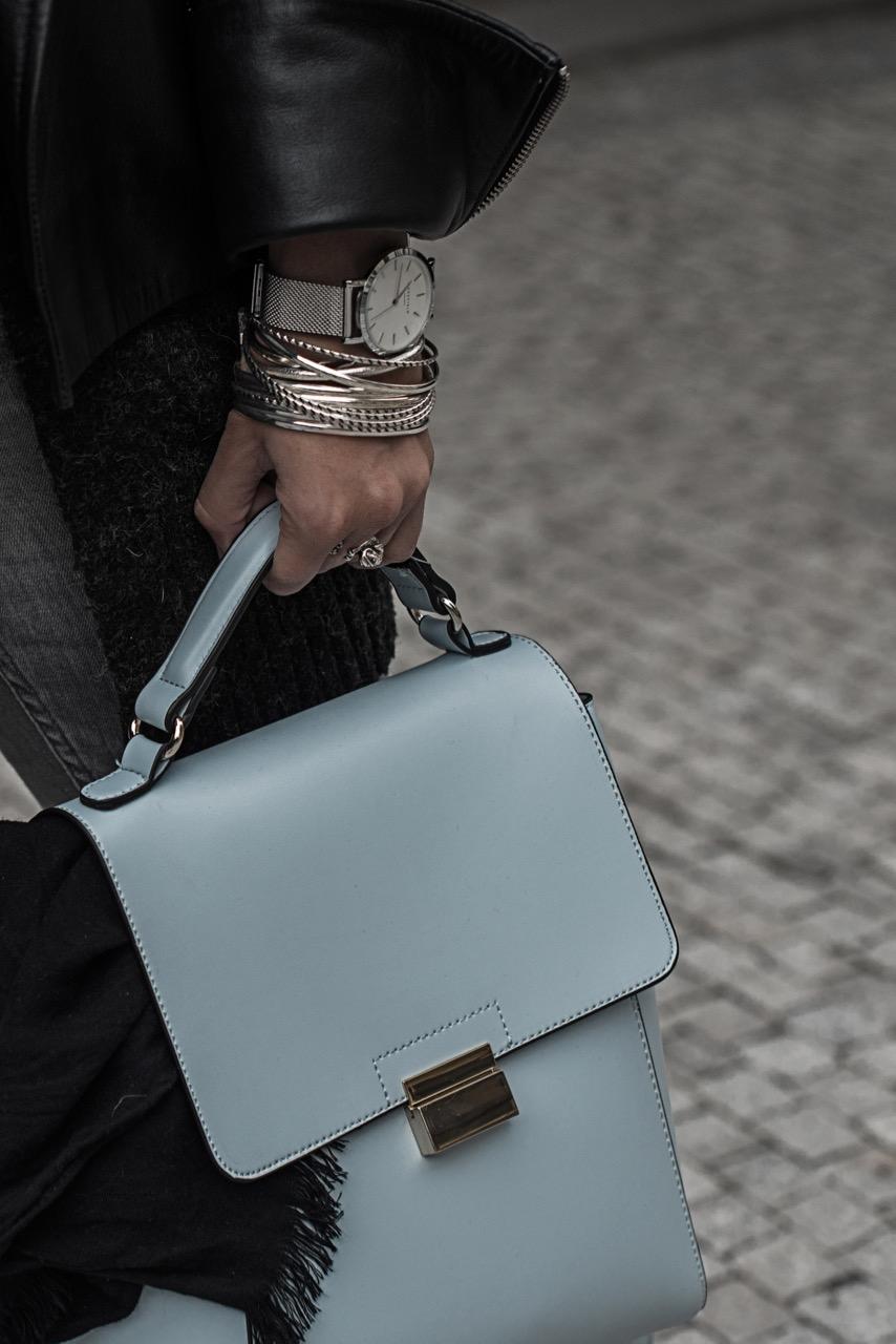 Go-To-Look für jeden Tag einfacher Look für den Alltag Julies Dresscode Fashion Blog