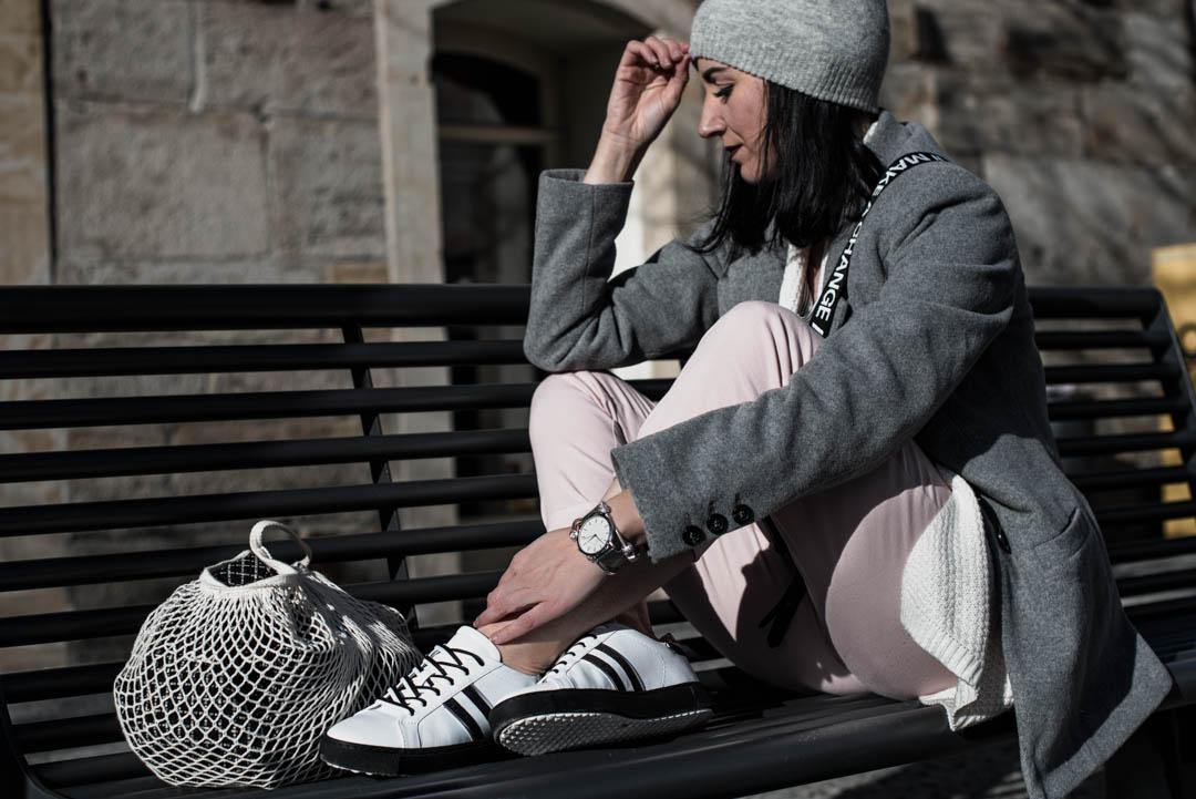 Kontrast-Sneaker von Maripe & die Sneaker Trends 2018 Julies Dresscode Fashion Blog