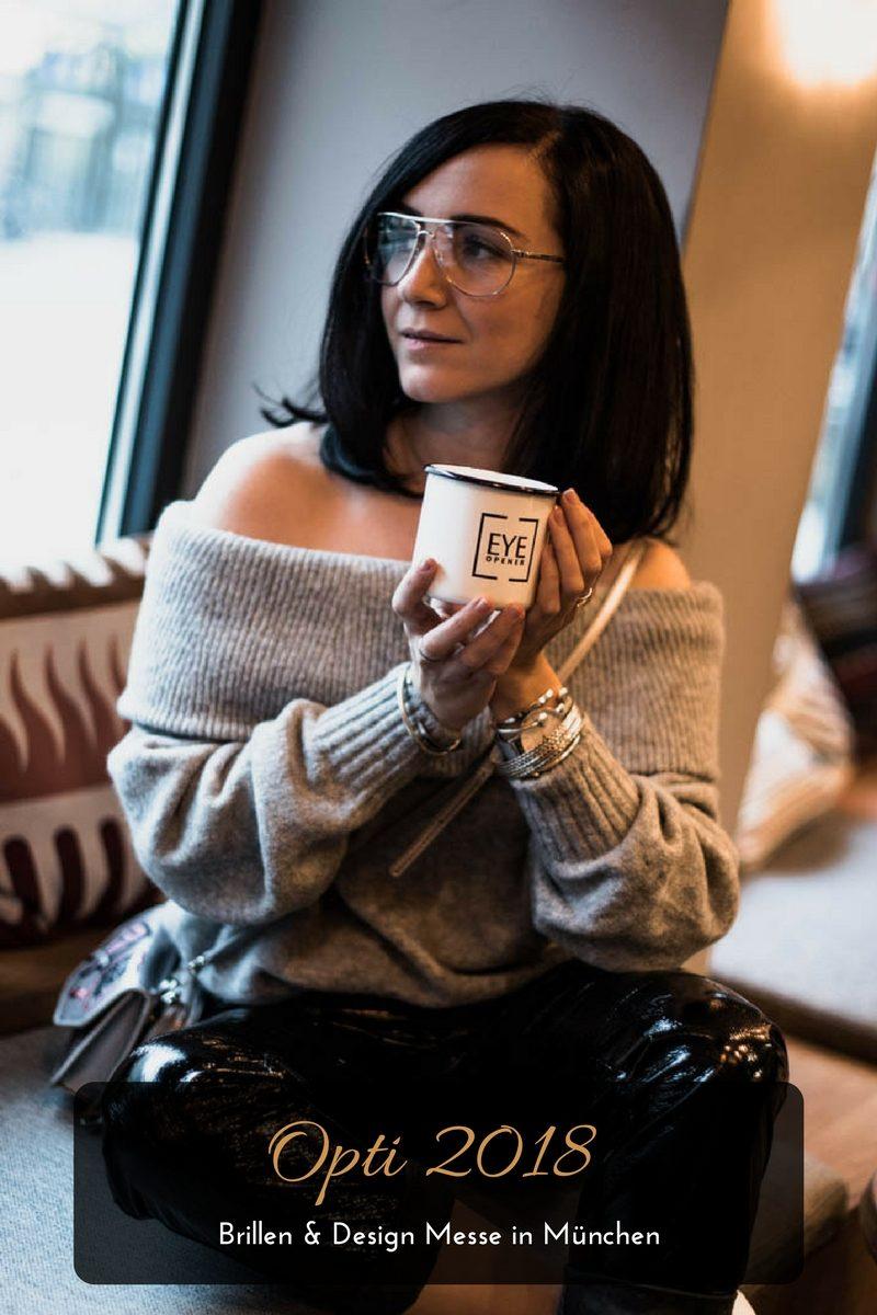 Opti 2018 Messe für Optik & Design Blogger Spectacle Julies Dresscode