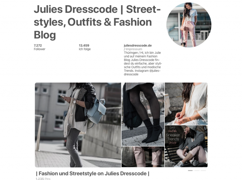 Monthly Review 18 Februar auf Julies Dresscode Fashion Blog