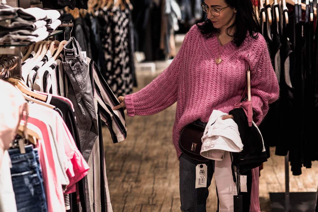 Blogger Event im Einkaufscenter die Gera Arcaden stellen sich vor - Julies Dresscode
