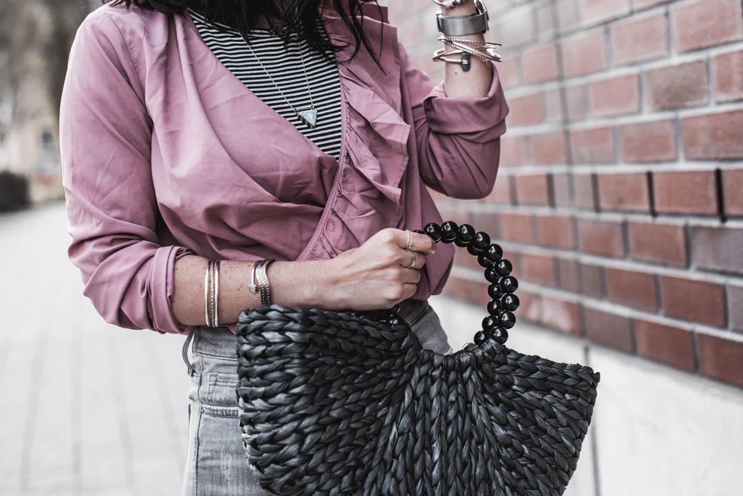 Bast- und Korbtaschen <br> die schönsten Taschen 2018