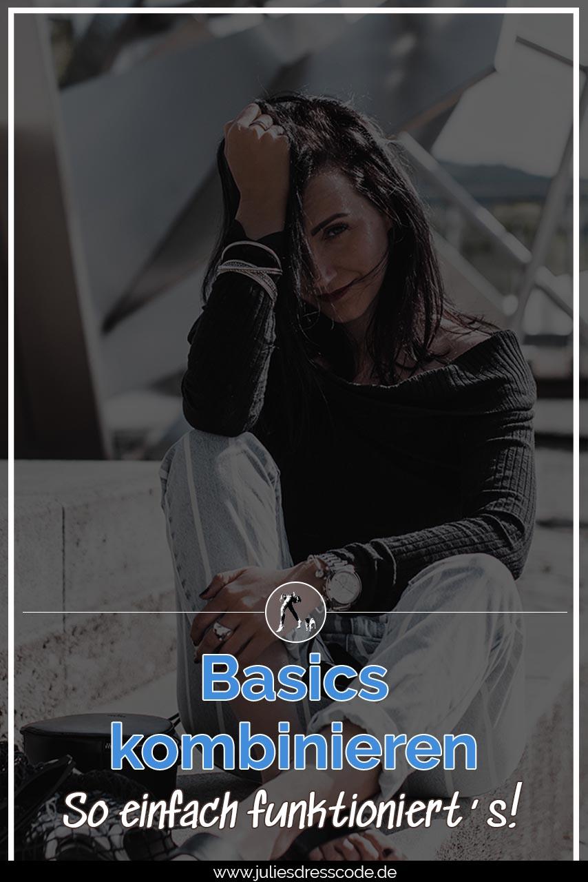 Basics kombinieren: warum schlichte Kleidung im Schrank lohnt