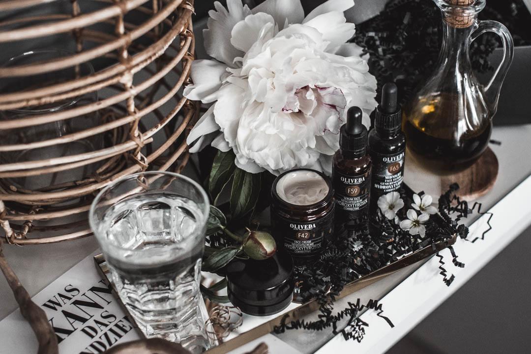 Kosmetik vom Olivenbaum <br> Oliveda für den perfekten Glow