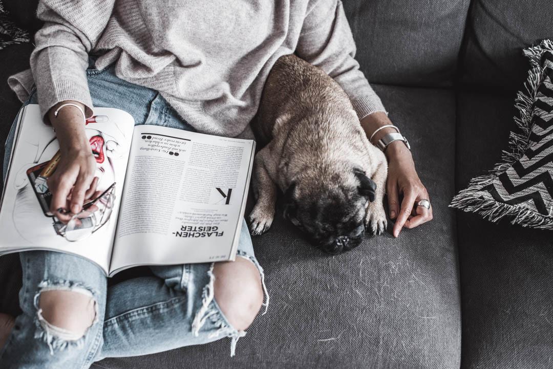 Home Styling : Ein neuer Bezug für das IKEA Sofa Norsborg Julies Dresscode Fashion & Lifestyle Blog