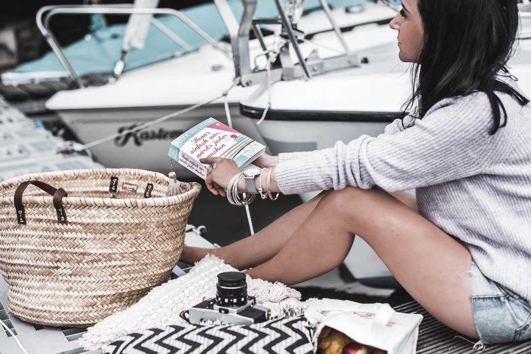 Sommerlektüre Wenn's einfach wär, würd's jeder machen Julies Dresscode Fashion und Lifestyle Blog